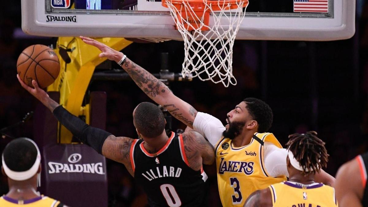 Nba Playoffs Lakers Vs Blazers Chris Paul S Houston Revenge Tour Top Most Intriguing First Round Matchups Cbssports Com