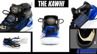 kawhi leonard signature shoe
