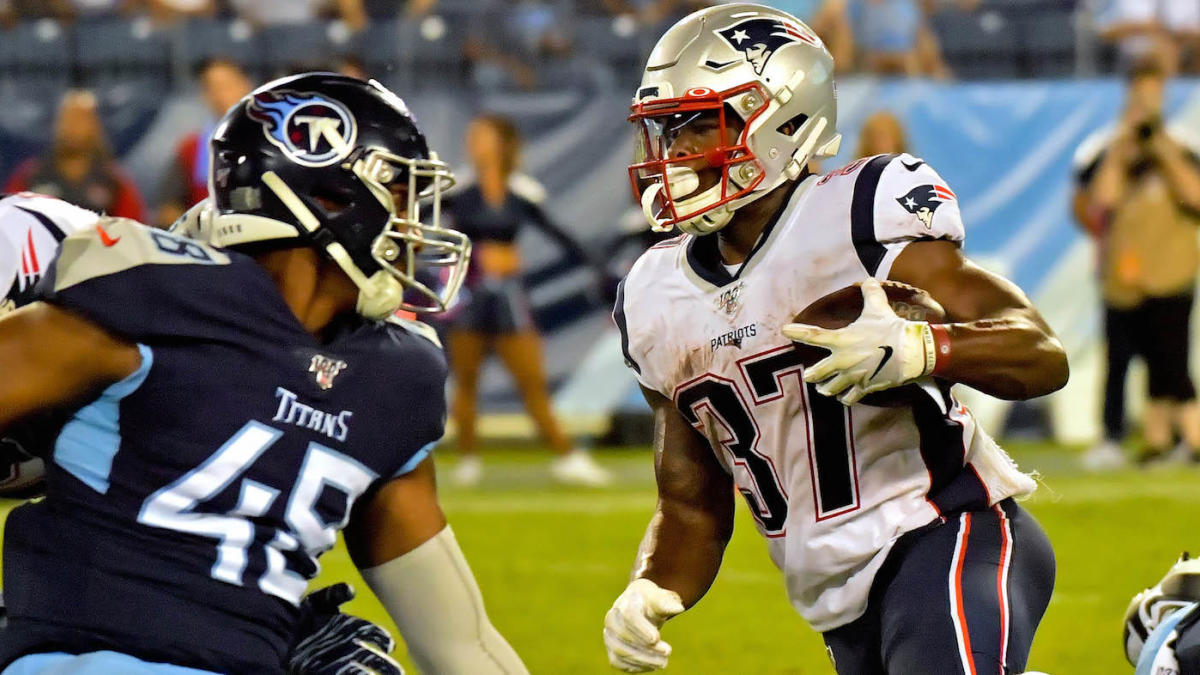 Patriots Rb Swap Damien Harris To Play Vs Chiefs While Sony Michel Placed On Ir With Quad Injury Today News Post