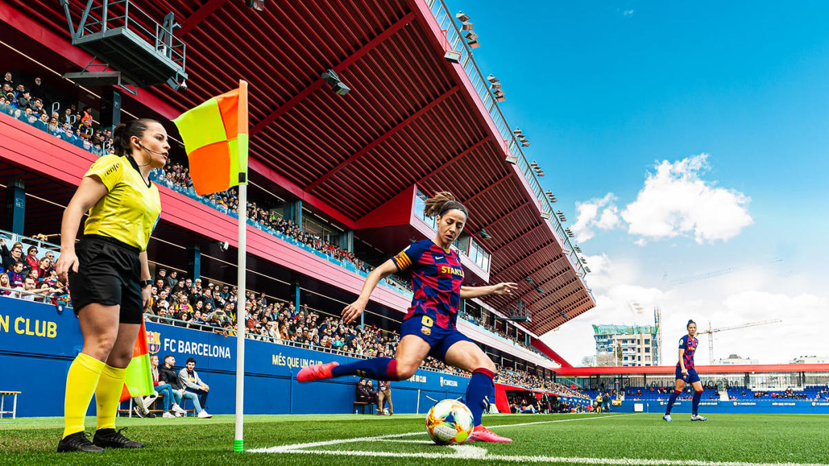 Uefa Women S Champions League Watch Barcelona Vs Atletico Madrid On Cbs All Access Live Stream Online Cbssports Com