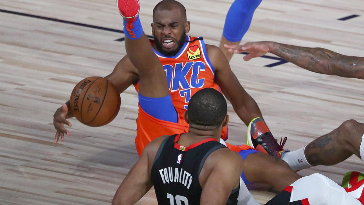 Rockets vs. Thunder score: Live NBA playoff updates as ... Rockets Score