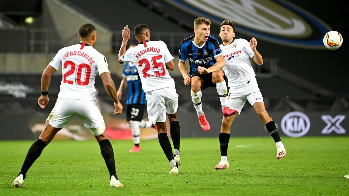 Europa League Final: Sevilla vs Inter Milan Extended ...