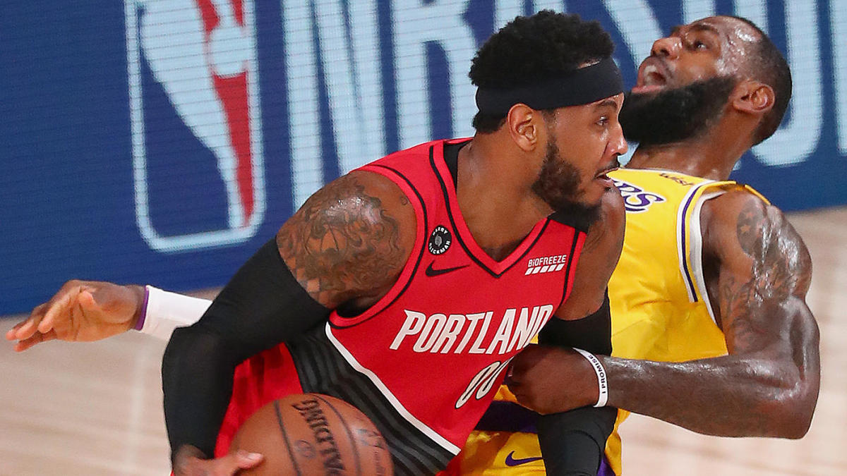 Lakers vs. Blazers score: Live NBA playoff updates as LeBron James Anthony Davis eye series lead in Game 3 – CBSSports.com