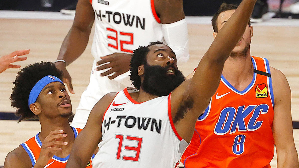 Rockets vs. Thunder score: Live NBA playoff updates as Chris Paul ...