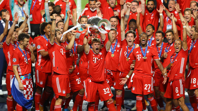 Uefa Awards Shortlist Announced For Champions League Europa League Bayern Munich Have Seven Nominees Cbssports Com