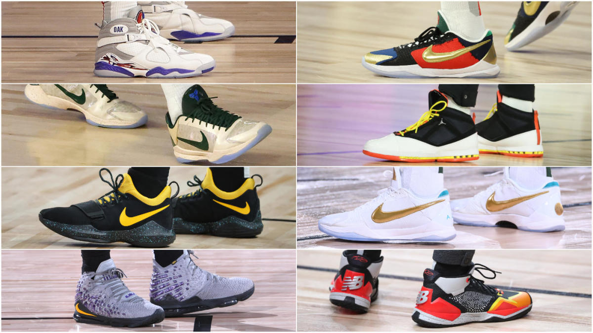 Nba Playoffs Sneaker King Power Rankings P J Tucker Lebron James Chris Paul Vying For No 1 Spot Cbssports Com
