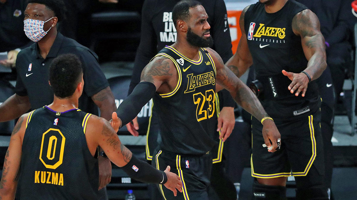 LeBron James reclaims his throne, Thunder beat Rockets at their own game and other NBA playoff takeaways thumbnail