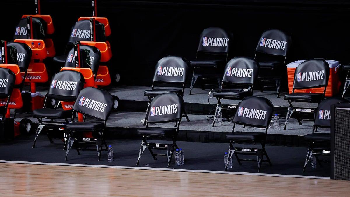 NBA boycott live updates: Jacob Blake shooting leads to Bucks-Magic Lakers-Blazers OKC-Rockets postponement – CBSSports.com