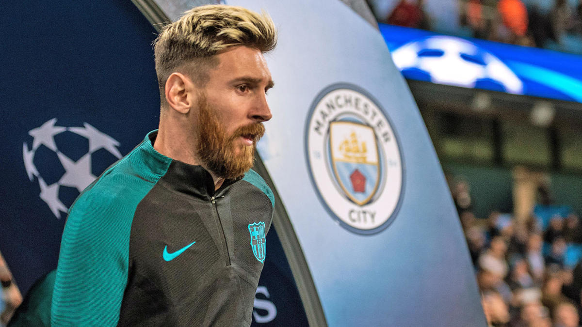 Lionel Messi Transfer Manchester City Believe They Have The Best Shot At Signing Barcelona Star Per Report CBSSports com