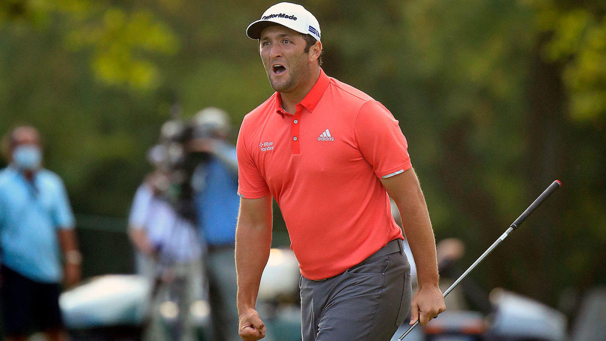 2020 BMW Championship leaderboard grades: Jon Rahm drains insane 66-foot putt to win in a playoff – CBSSports.com