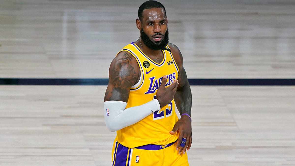 Lebron James Says He S Thought About Leaving The Nba Bubble It Probably Crosses My Mind Once A Day Cbssports Com