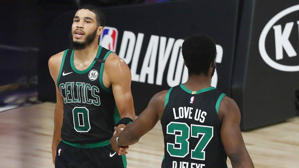 Raptors vs. Celtics score takeaways: Boston makes easy work of Toronto in Game 1 of Eastern semifinals – CBSSports.com