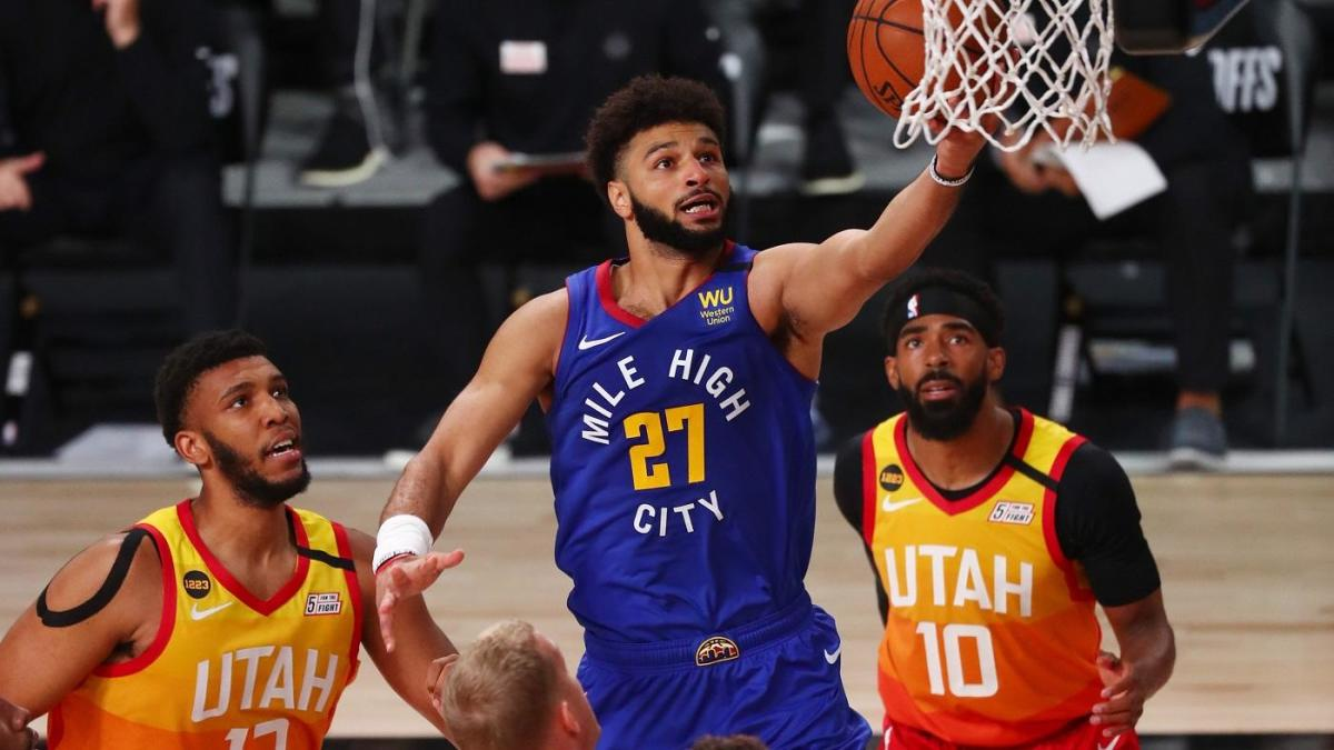 Nuggets vs. Jazz score: Live NBA playoff updates as Donovan Mitchell Utah look to oust Denver in Game 6 – CBSSports.com
