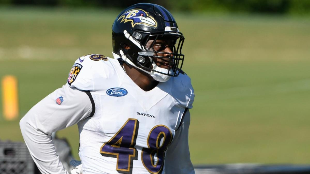 New NFL jersey numbers: Ravens' Patrick Queen announces he's ...