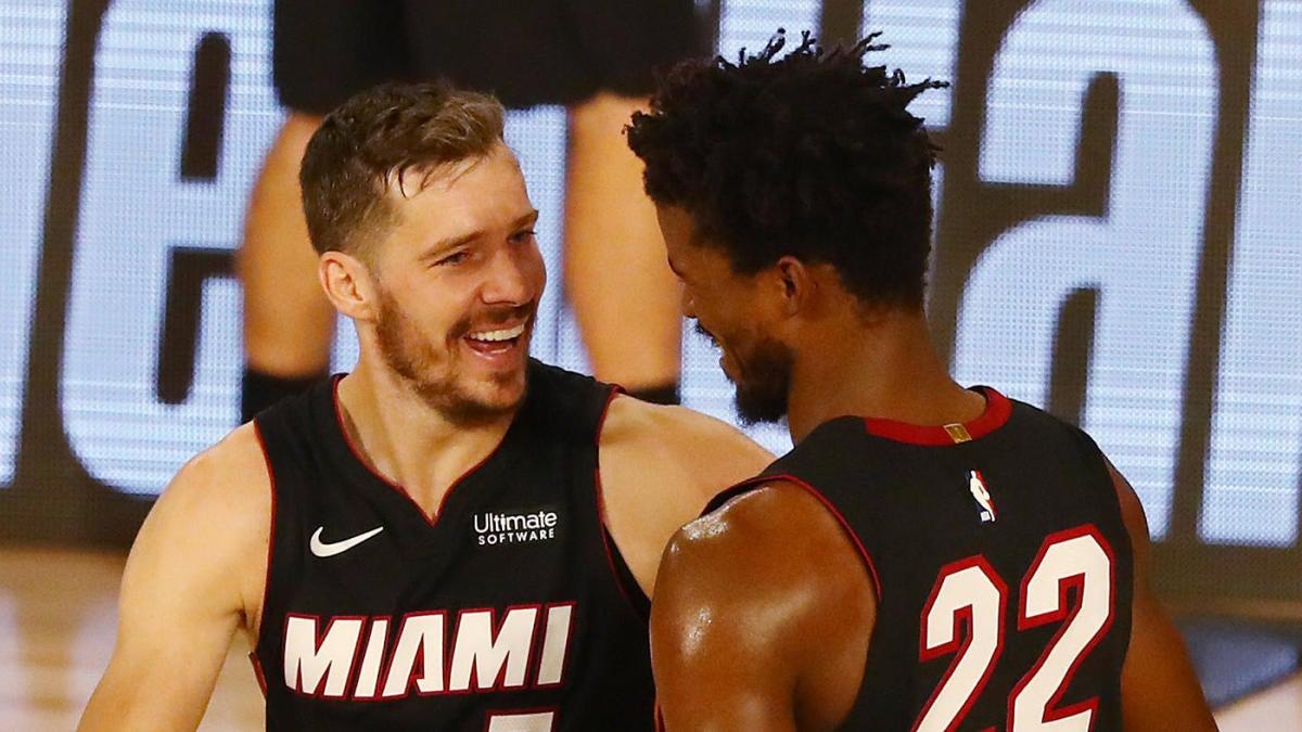 Bucks Vs Heat Score Takeaways Jimmy Butler Leads Miami To Game 1 Upset Over Giannis Milwaukee Cbssports Com