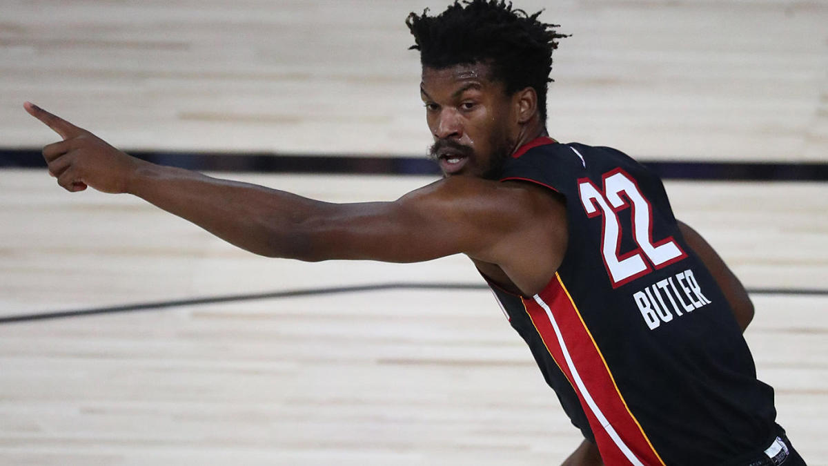 Jimmy Butler Flips Jump Shooting Script Shows He Was Missing Ingredient In A Dangerous Heat Attack Cbssports Com