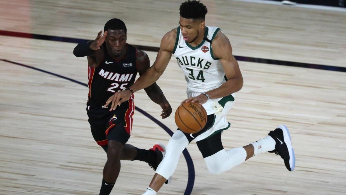 Nba Playoffs Betting Odds Picks Schedule Rockets Heat Take Down Top Seeds Cbssports Com
