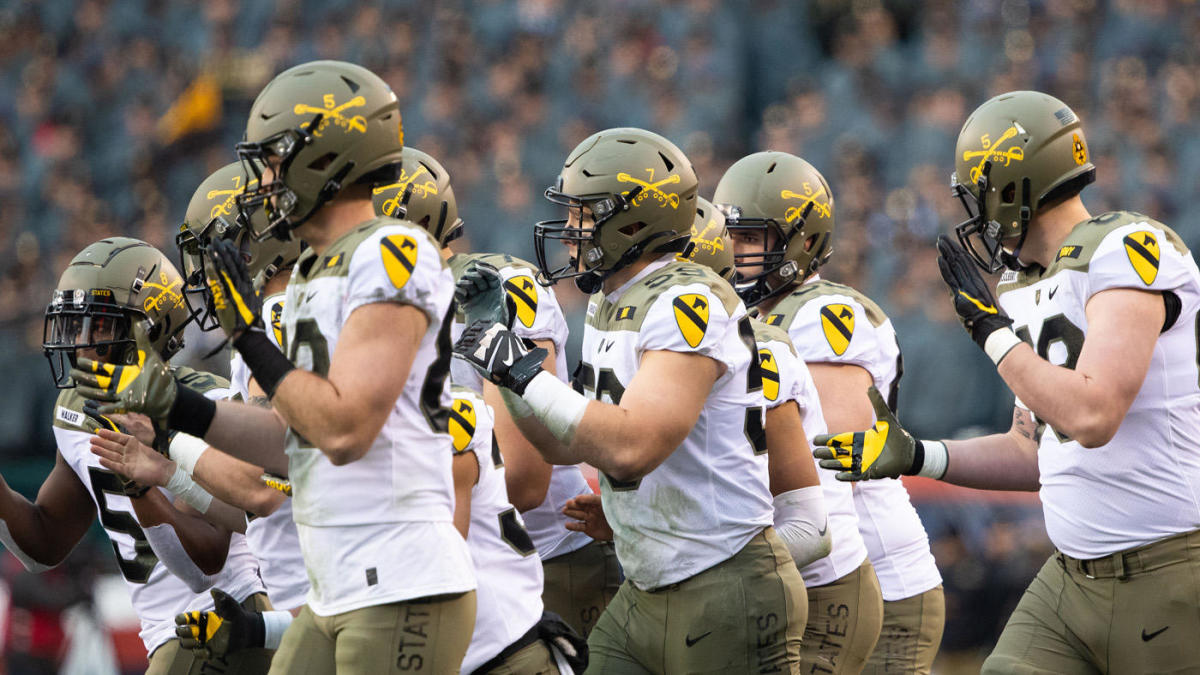 2020 Army Vs Navy Game Moved To On Campus Location In West Point For First Time Since 1943 Cbssports Com