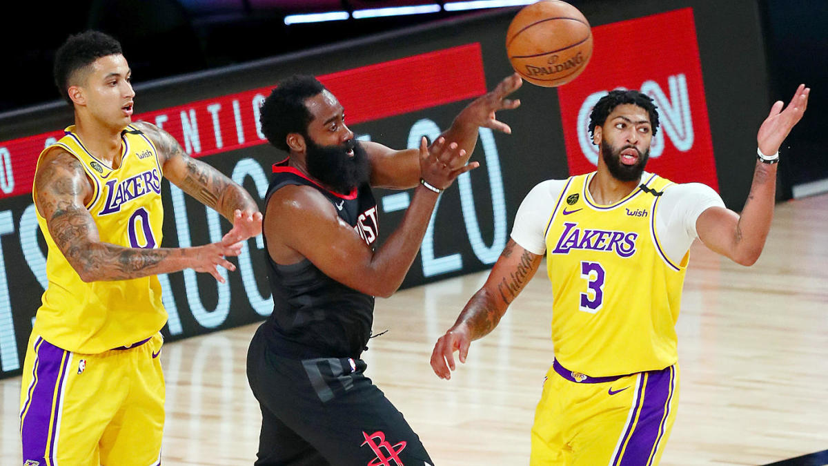 Lakers Vs Rockets Things To Know As Lebron James Los Angeles Face James Harden Houston S Small Ball Attack Cbssports Com