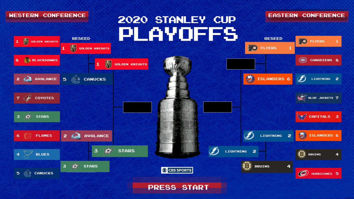 2020 NHL Playoffs bracket: Stanley Cup Playoffs results, games, times, schedule, TV channel, standings thumbnail
