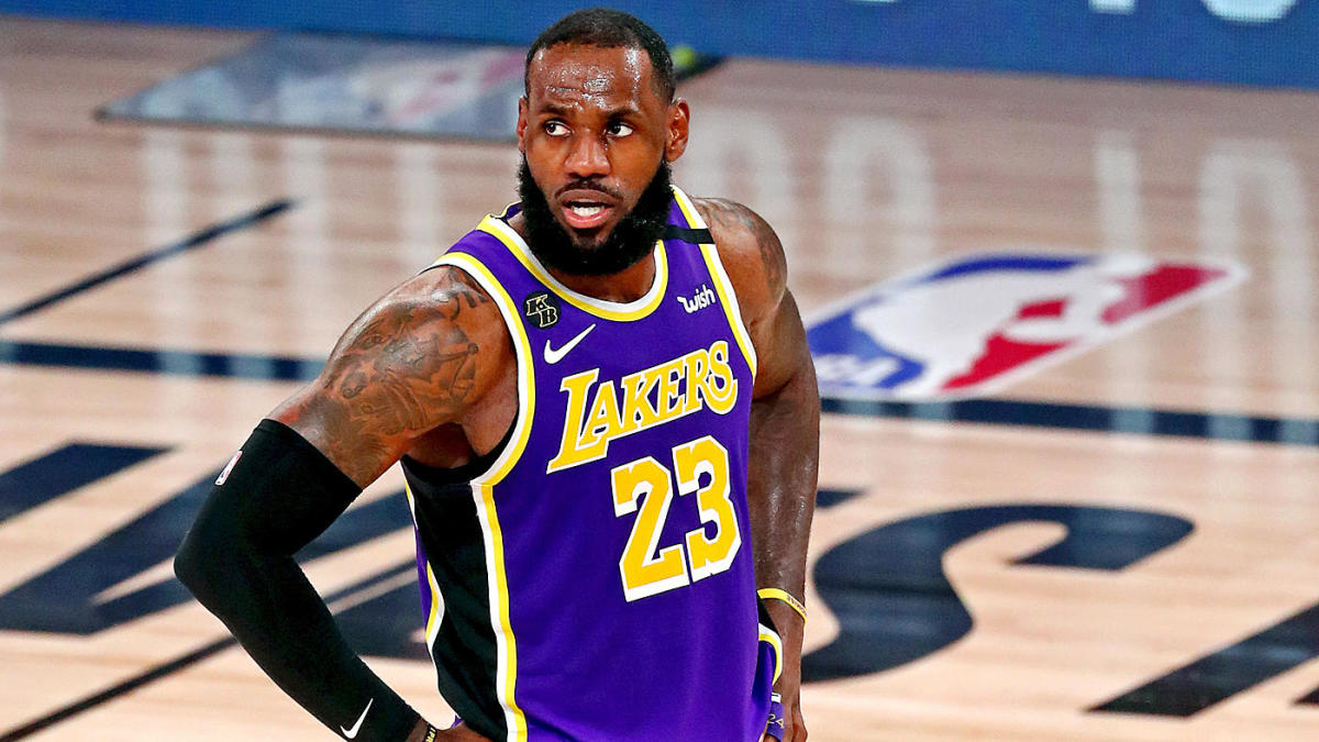 2020 Nba Playoffs Lakers Vs Rockets Odds Picks Game 3 Predictions From Model On 61 33 Roll Cbssports Com