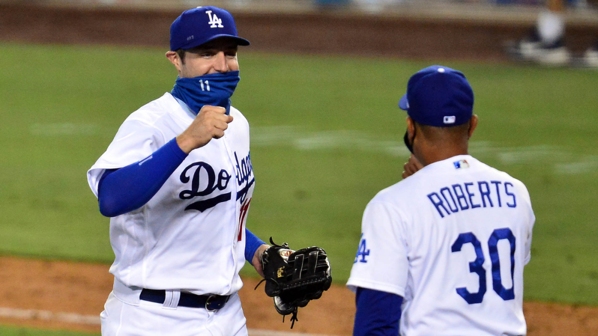 Mlb Playoff Picture Standings Postseason Bracket Dodgers Become First To Clinch Reds Move Into Sixth Seed Cbssports Com