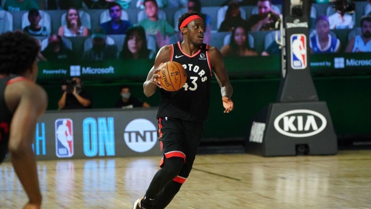 Raptors Vs Celtics Score Takeaways Pascal Siakam Kyle Lowry Help Toronto Take Game 4 To Series Vs Boston Cbssports Com