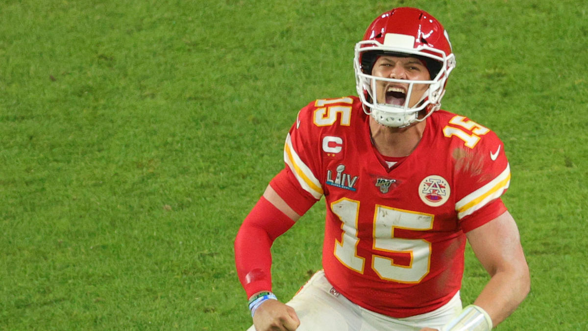 On the busiest sports day ever, Patrick Mahomes and the Chiefs looked unstoppable
