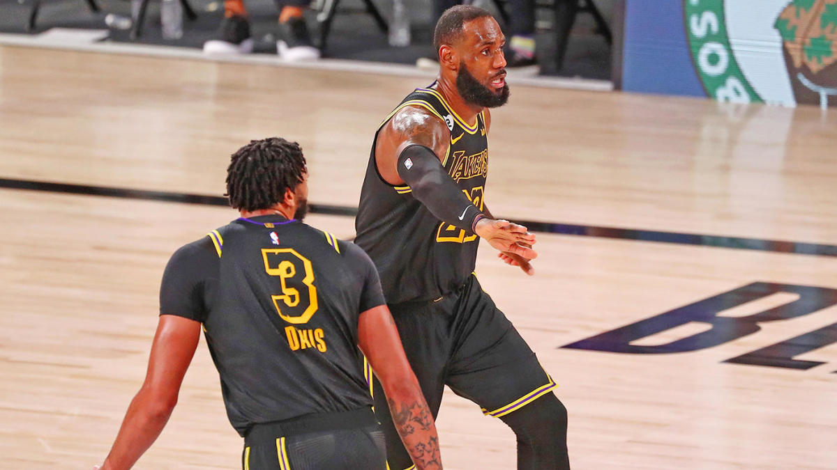 NBA Star Power Index: LeBron James, Anthony Davis peaking for Lakers; James  Harden fading in fourth quarters - CBSSports.com
