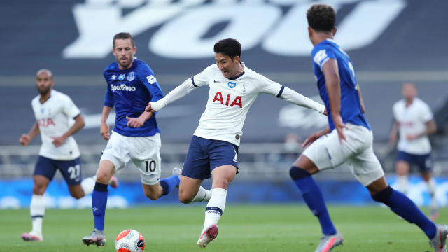 Tottenham Hotspur Vs Everton Premier League Live Stream TV Channel How To Watch Online News Match Odds CBSSports com