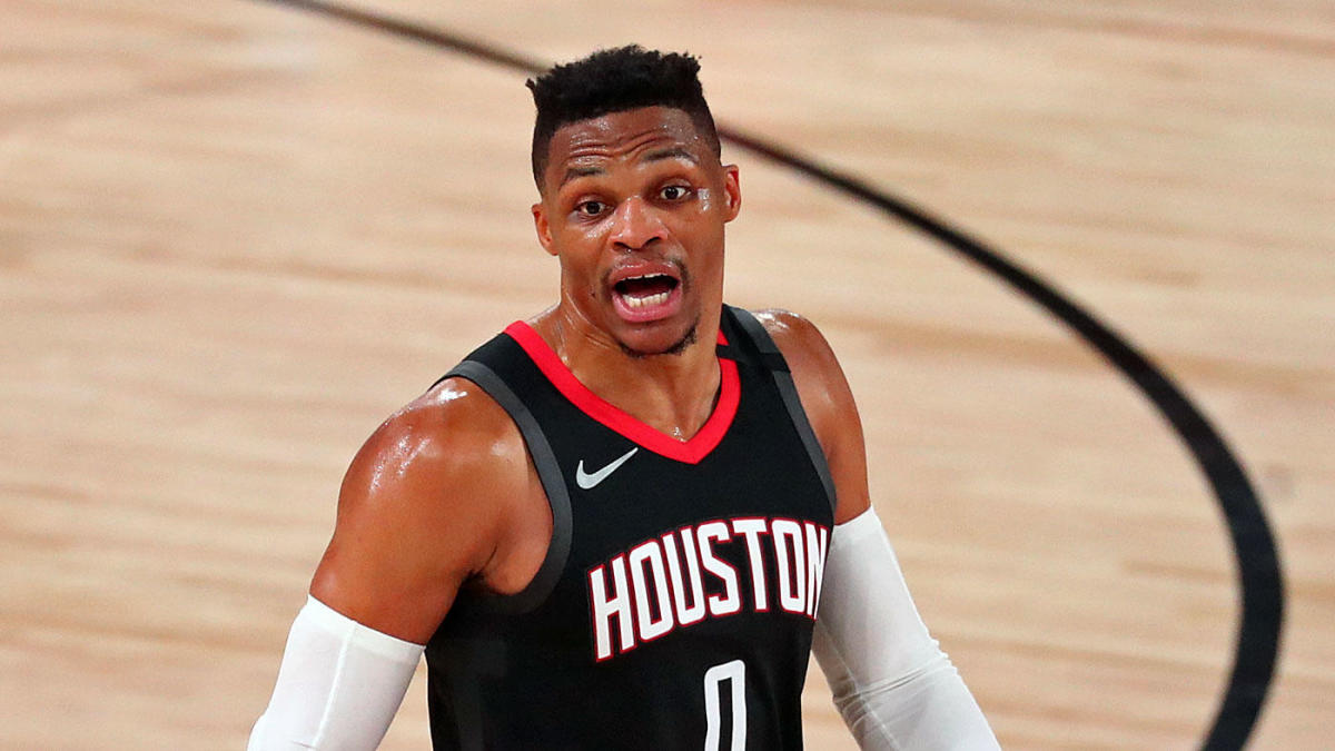 LOOK: Russell Westbrook picks new jersey number with the Wizards and here's why he made the switch