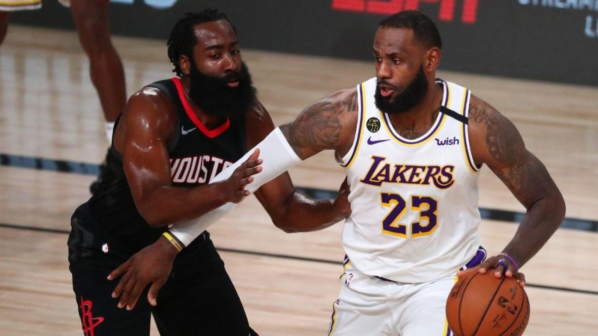 Rockets vs. Lakers score: Live NBA playoff updates as Los ...