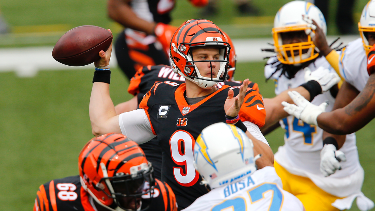 Bengals vs. Chargers final score: Turnovers missed field goal spoil Joe Burrow's NFL debut – CBSSports.com
