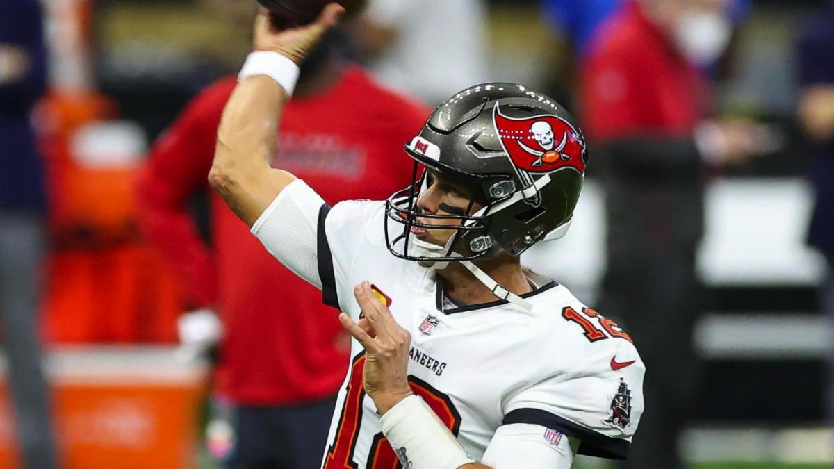 NFL Week 1 scores highlights updates schedule: Tom Brady rushing TD caps off Buccaneers scoring drive – CBS Sports