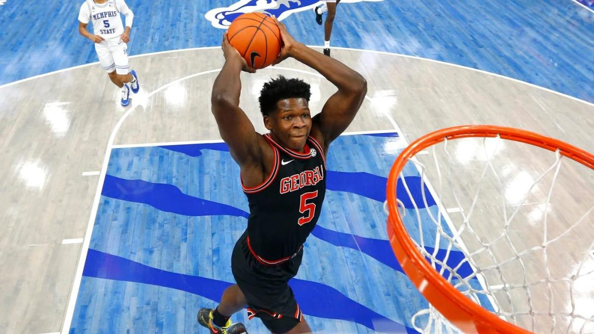 2020 NBA Mock Draft: Hornets trade up to take Anthony Edwards at No. 1, LaMelo Ball goes to Warriors