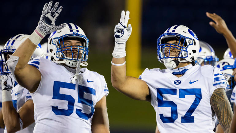 COLLEGE FOOTBALL: NOV 30 BYU at San Diego State