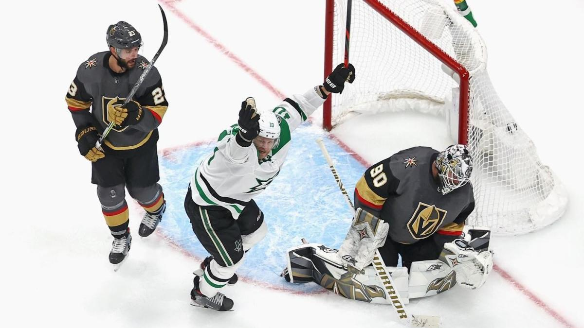 Stanley Cup Playoffs 2020: Five reasons the Golden Knights were eliminated by the Stars