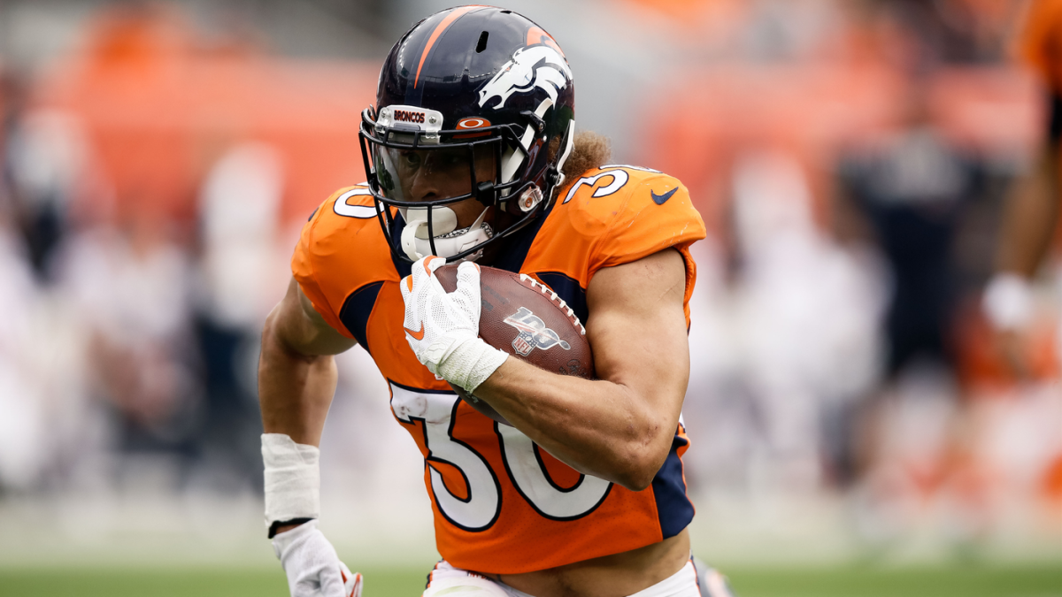 Broncos' Phillip Lindsay exits Monday night's recreation in opposition to Titans with a foot distress thumbnail