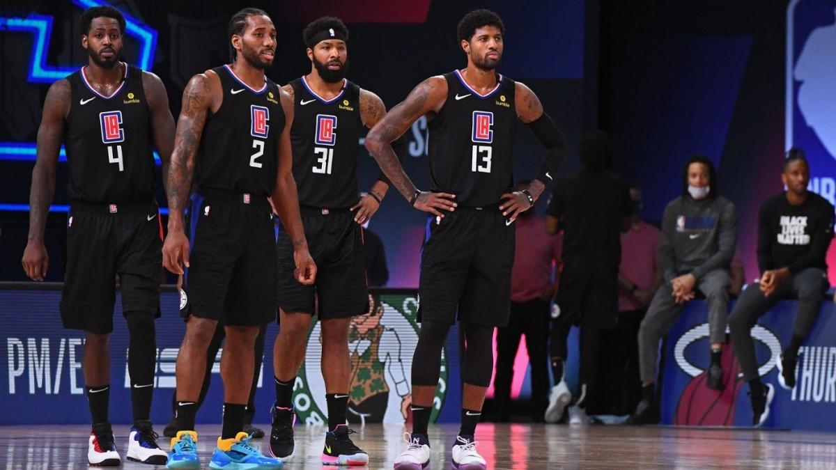 The Clippers' crumple in Sport 7 is yet another reminder that they mild are who they've continuously been thumbnail