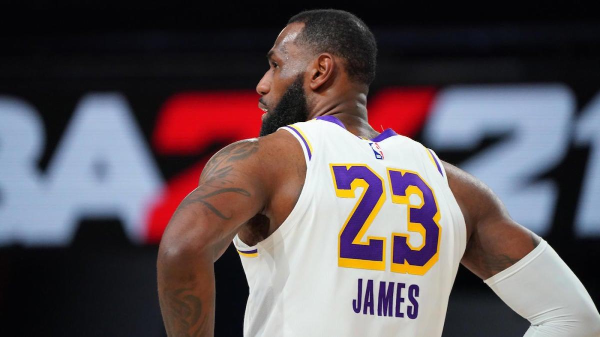 LeBron James doesn't stumble like Kawhi Leonard did -- that's what makes him LeBron James