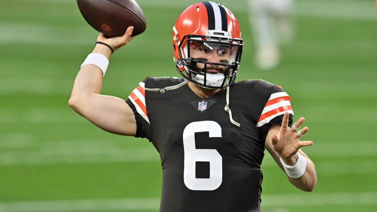 Browns pull Baker Mayfield for Case Keenum during second half against Steelers