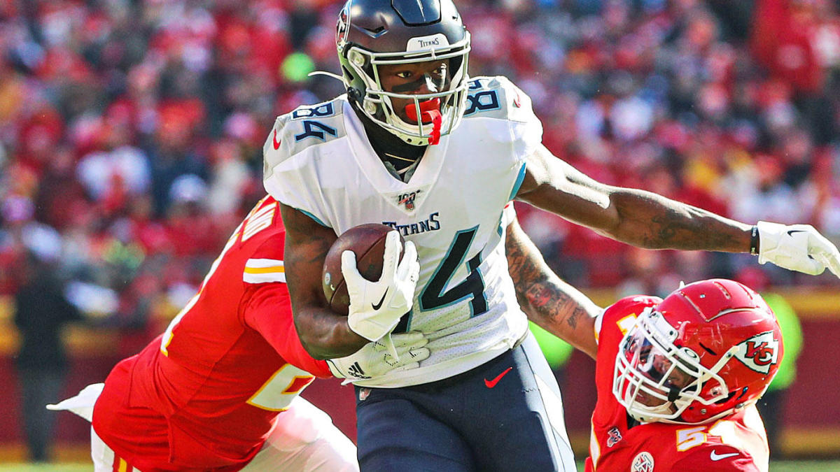 Fantasy Football Week 8 WR Preview: Potential fill-ins with Allen Robinson and Michael Thomas ailing