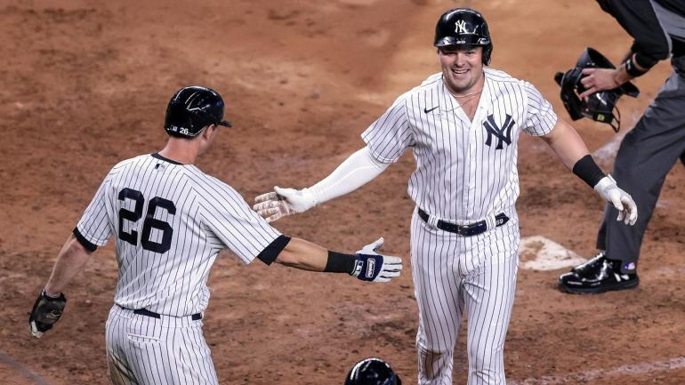 MLB: Toronto Blue Jays in the New York Yankees