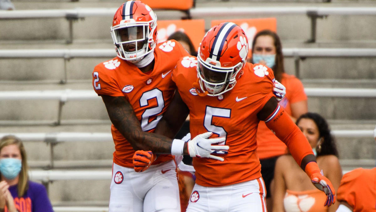 Clemson Vs Virginia Live Stream Watch Online Tv Channel Kickoff Time Football Game Preview Cbssports Com