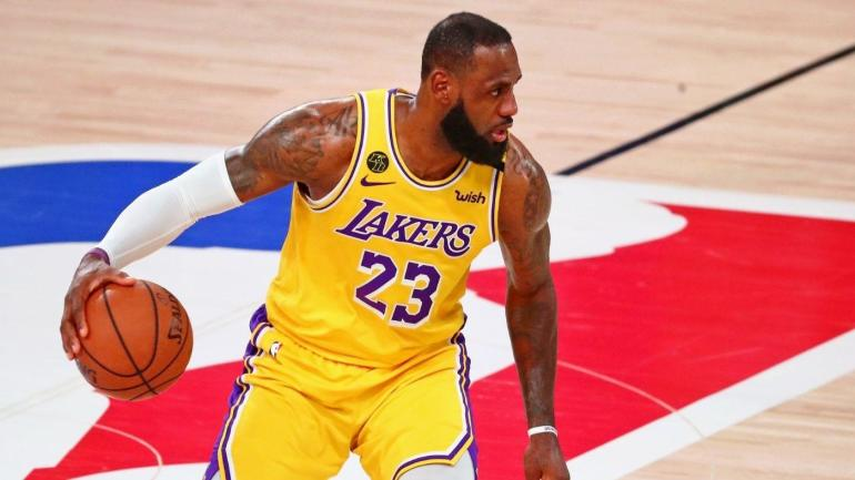 2020 Nba Finals Lakers Vs Heat Odds Picks Game 3 Predictions From Model On 61 33 Roll Cbssports Com