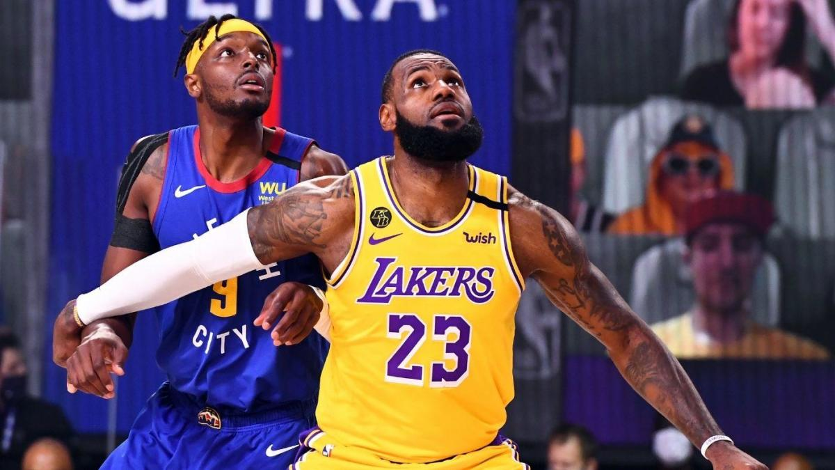 Nuggets vs. Lakers score: Live NBA playoff updates as ...