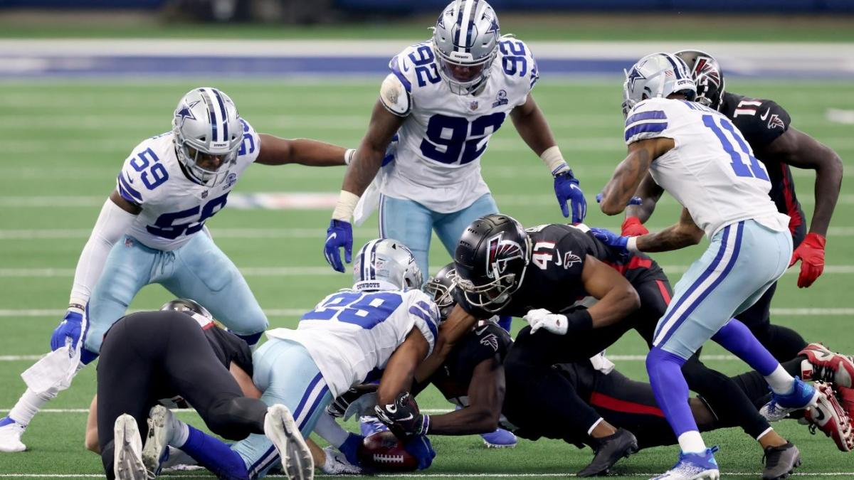 Cowboys pull off miraculous win after Falcons appear to forget crucial NFL rules on Dallas onside kick