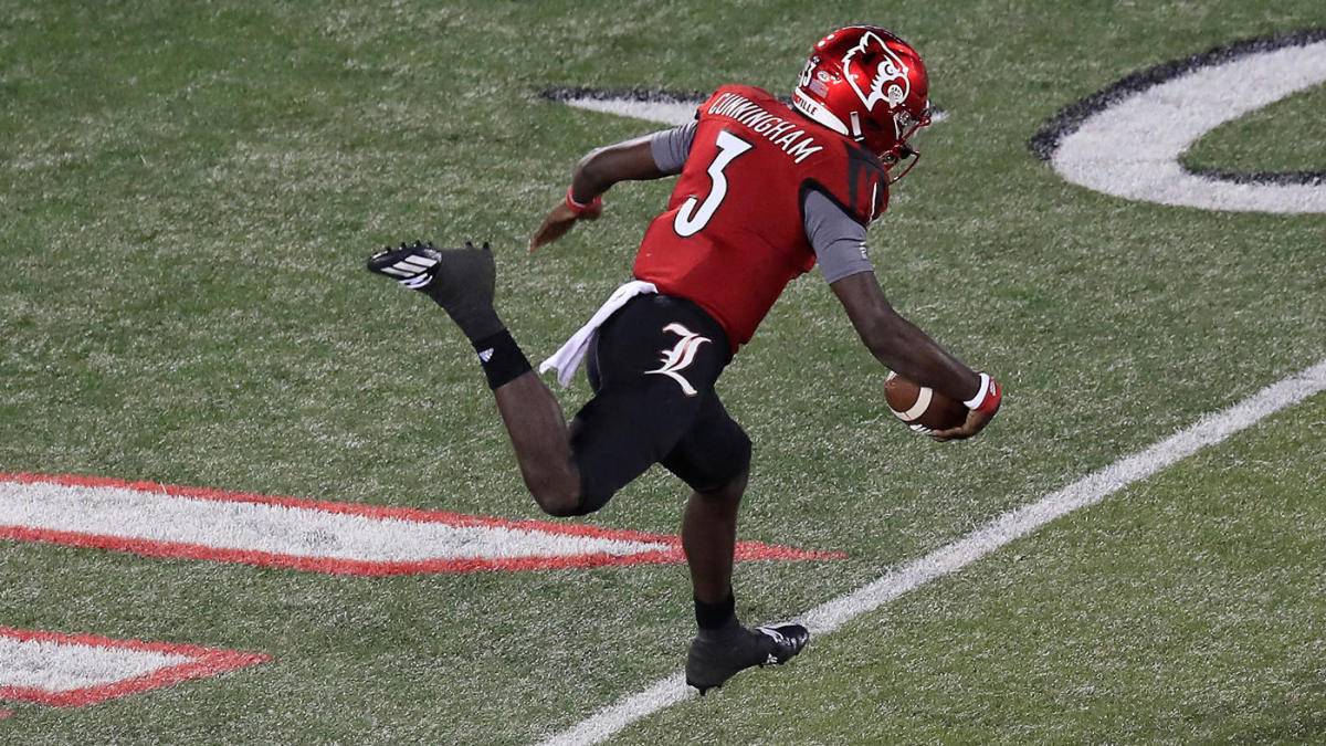 College football top 25 scores, overreactions Week 3: Louisville is not ready for the spotlight thumbnail
