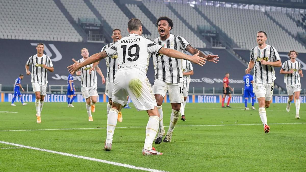 Juventus Vs Roma Serie A Live Stream Tv Channel Watch Ronaldo And Weston Mckennie Online News Odds Cbssports Com