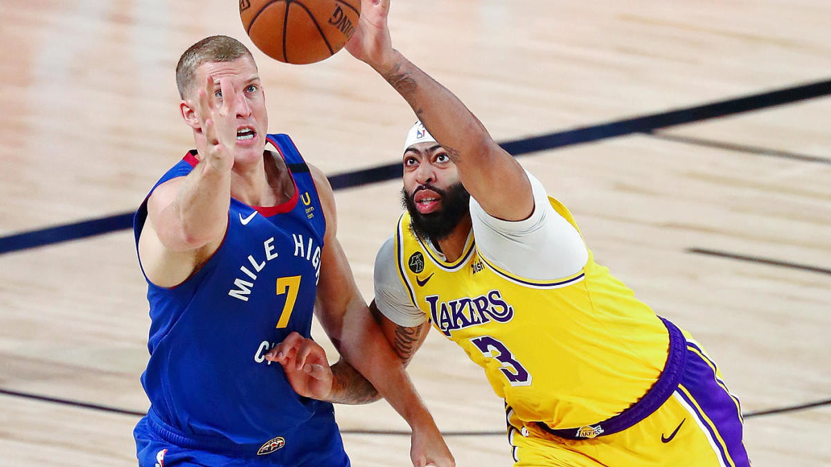 Lakers vs. Nuggets score: Live NBA playoff updates as ...
